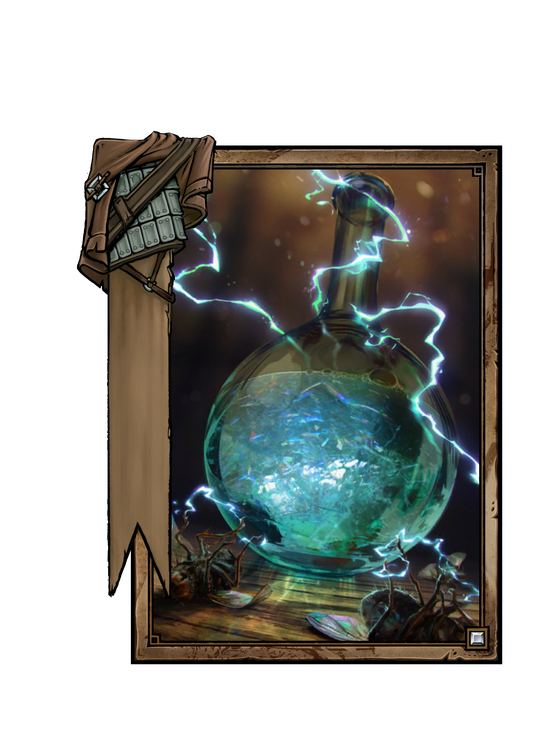Gwent Thunderbolt Potion